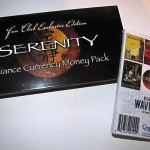 Serenity Alliance Currency Pack and Blue Sun Wavecards